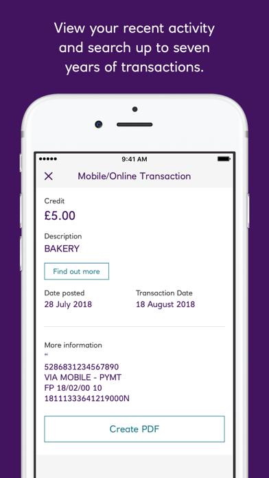 NatWest Mobile Banking screenshot two