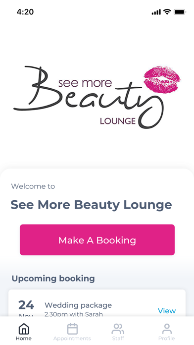 See More Beauty Lounge