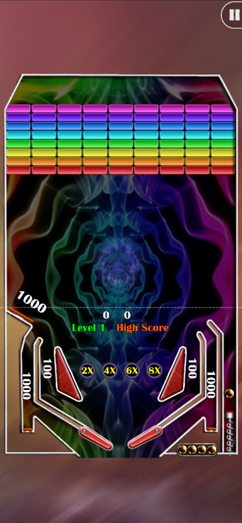 Pinball Flipper Classic Arcade hack tool