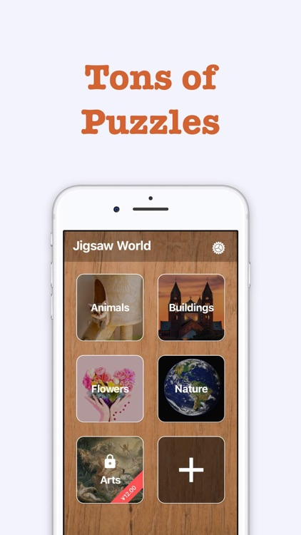 Jigsaw World - Puzzle Games