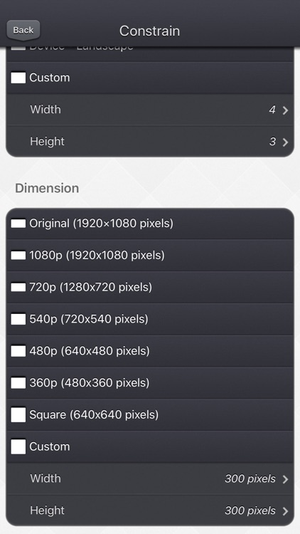 Video Crop & Zoom - HD screenshot-5
