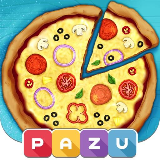 ピザメーカー-子供向けの料理とベーキングゲーム