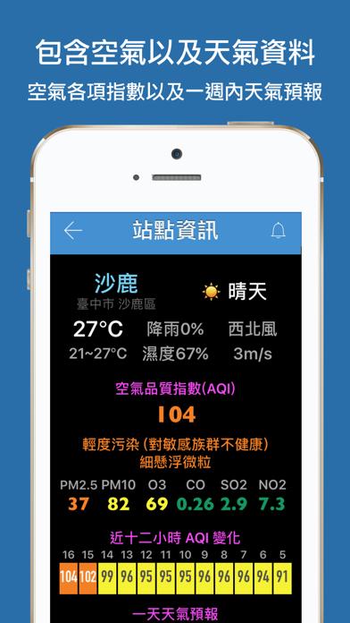 台灣空污警報のおすすめ画像3