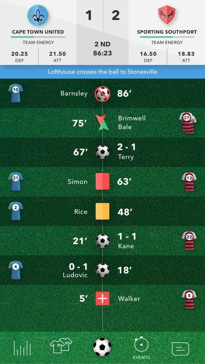 World Football Manager screenshot-3