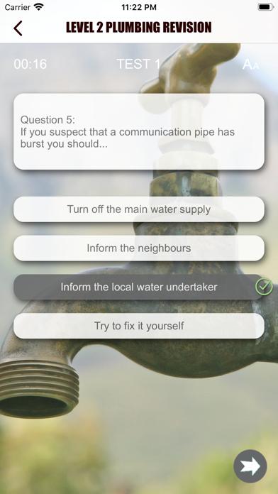 Level 2 Plumbing Revision Aid screenshot 7