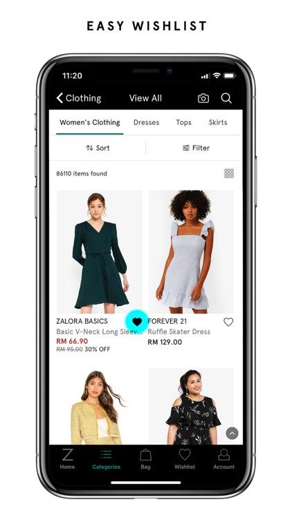 ZALORA - Fashion Shopping screenshot-7