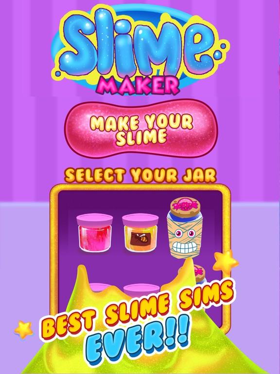Ipad Screen Shot Slime+ 0