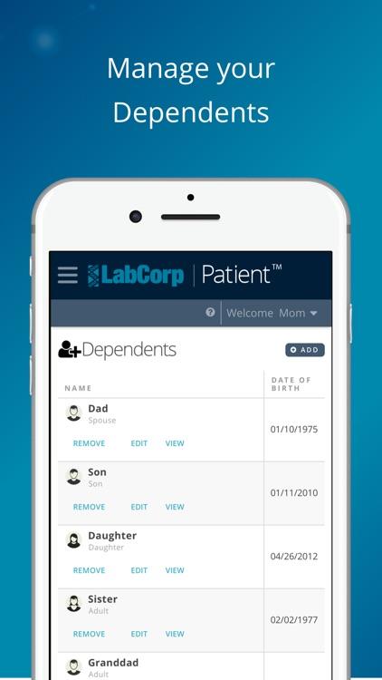 LabCorp | Patient screenshot-4