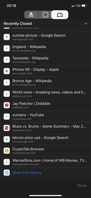 CryptoTab Browser Mobile - Applicazione - iTunes Italia
