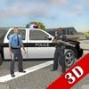警察警官シミュレータ。 ギャング戦争