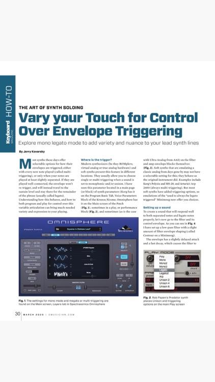 Keyboard Magazine screenshot-5