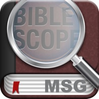 Codes for BibleScope: Message and ERV Hack