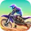 Racing in Moto-racing games