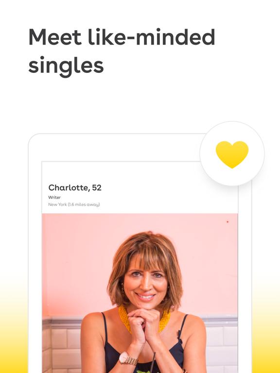 Lumen - Over 50 Dating | App Price Drops