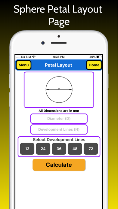 Petal Layout Pro screenshot 2
