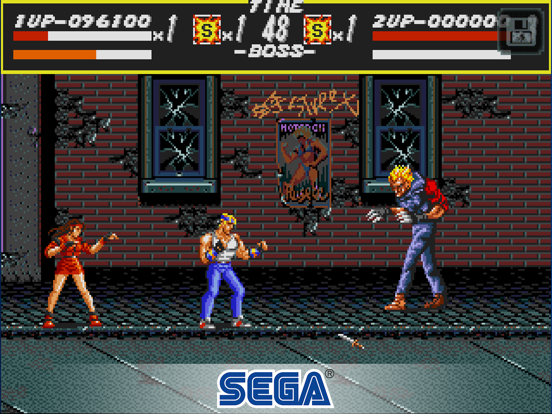 Streets of Rage Classic screenshot 8