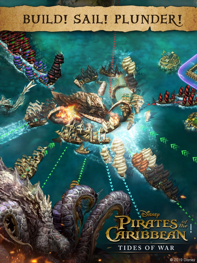 Pirates of the Caribbean : ToW on the App Store