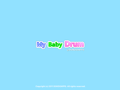My baby Drum - náhled
