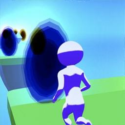 Portal Run 3D