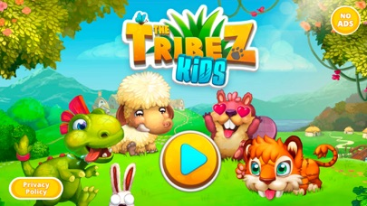 The Tribez Kids screenshot 1