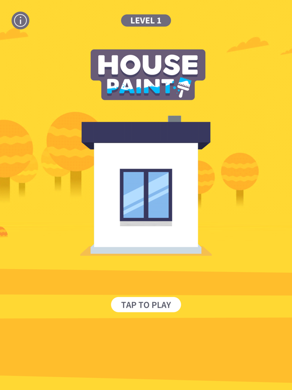 iPad Image of House Paint