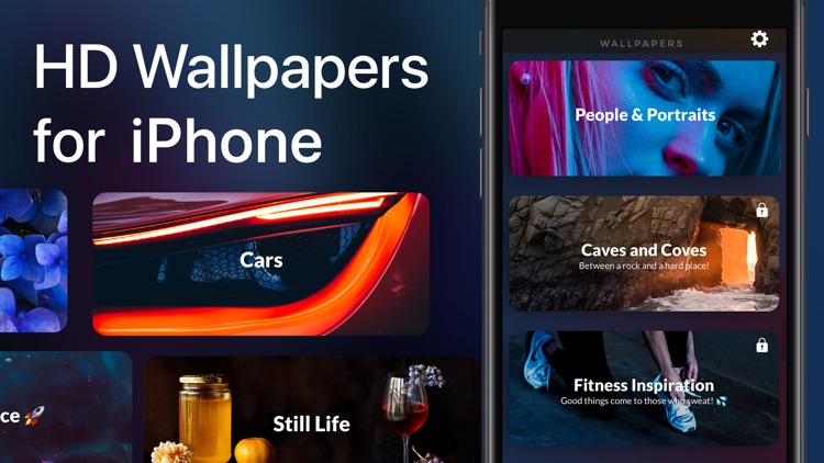 Wallpapers - for iPhone