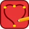 Draw Love - Curve Drawing