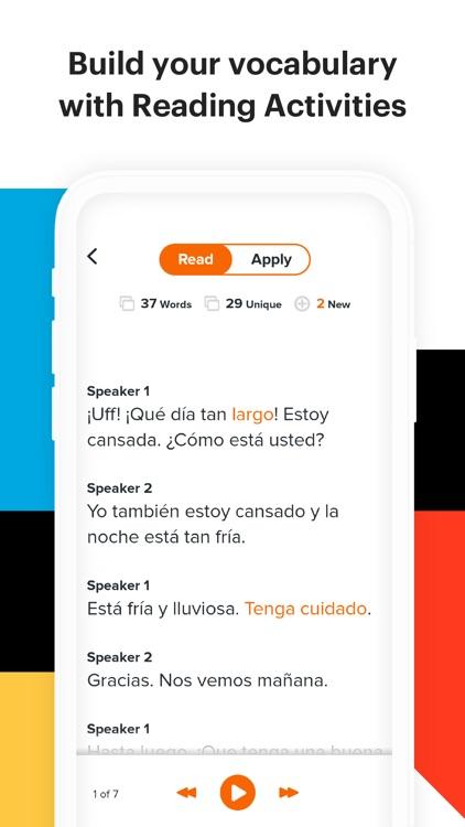 Mango Languages screenshot-5