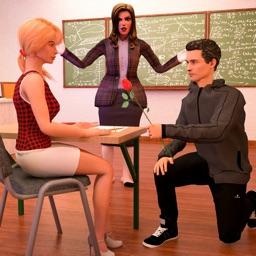 My Scary Teacher vs Love Story