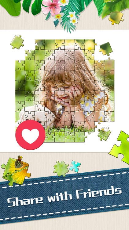 Jigsaw Puzzle - HD Puzzle Game screenshot-4