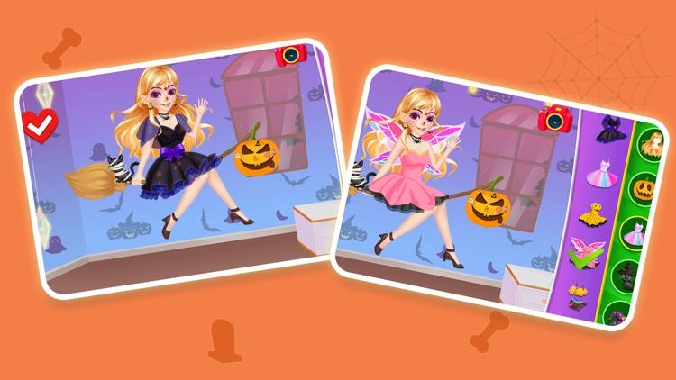 Halloween Dress Up Adventures screenshot-3