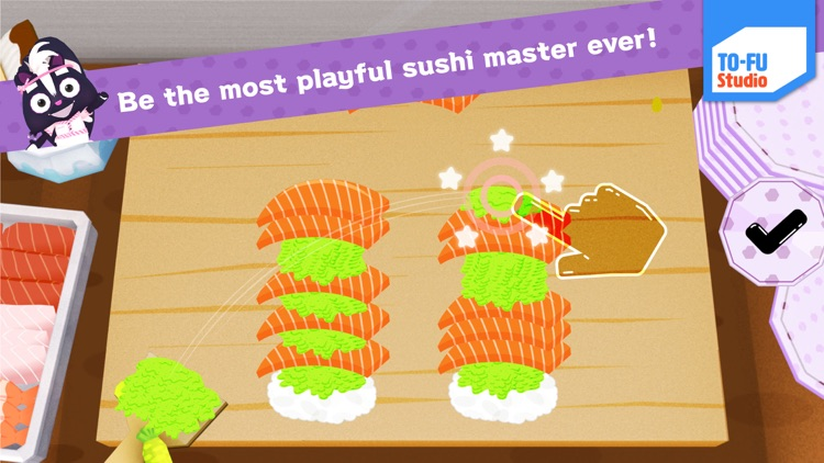 TO-FU Oh!SUSHI screenshot-1