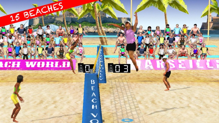 Beach Volley Pro Lite
