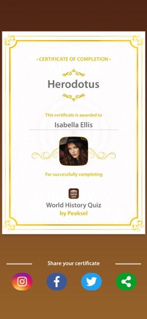 World History Trivia Quiz on the App Store
