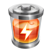 Battery HD+ icon