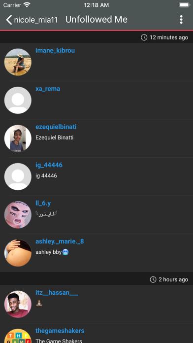 SuperStats - Followers & Likes Screenshot