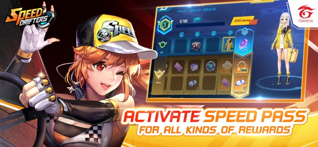 Garena Speed Drifters on the App Store