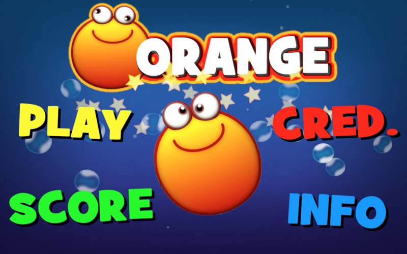 Orange screenshot 1