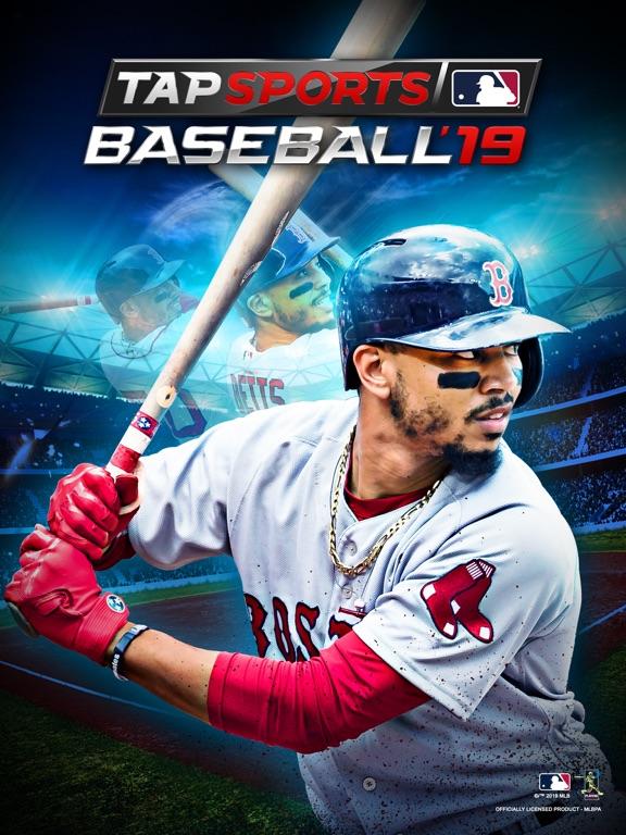 MLB Tap Sports Baseball 2019 screenshot 12