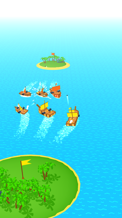 Sea Invaders! screenshot 2