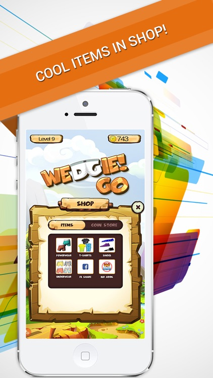 Wedgie Go - Multiplayer Game screenshot-4