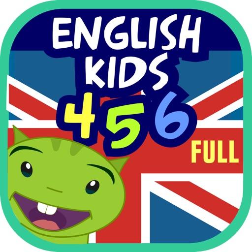 ENGLISH 456 FULL KIDS