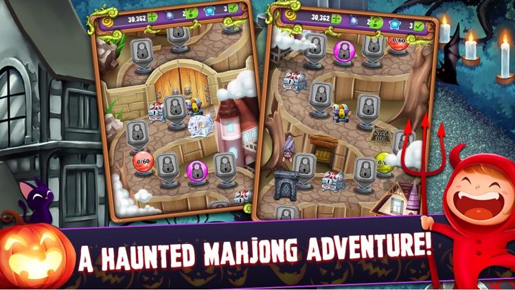 Mahjong Quest: Mystery Mansion screenshot-5