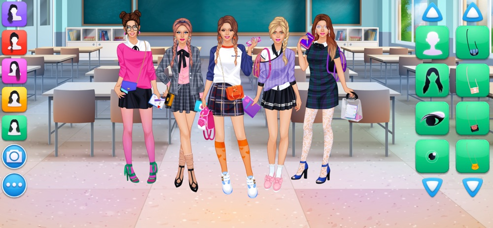 College Girls Team Makeover Cheat Codes