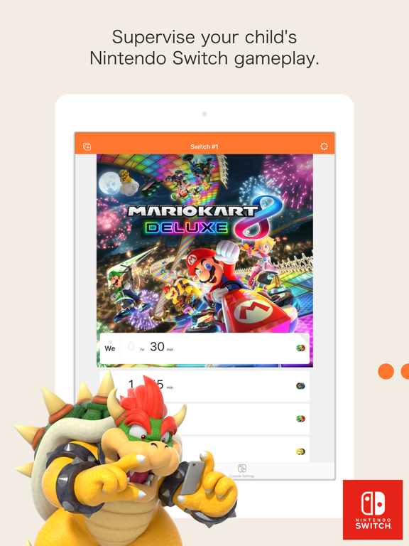 Nintendo Switch Parental Cont… screenshot