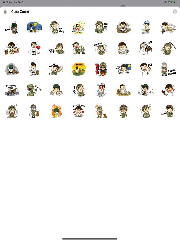 Cute Cadet screenshot 4
