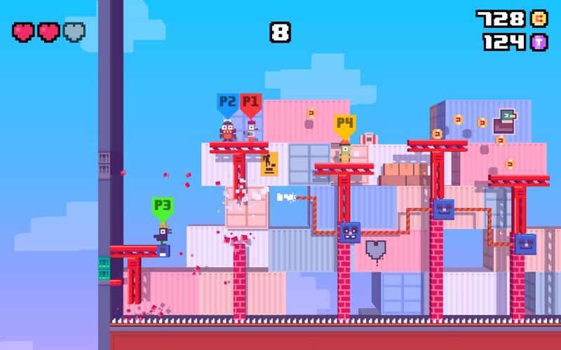 Crossy Road Castle screenshot 1