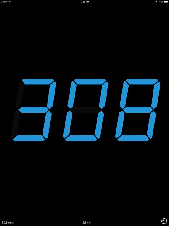 GPS Speedometer COA