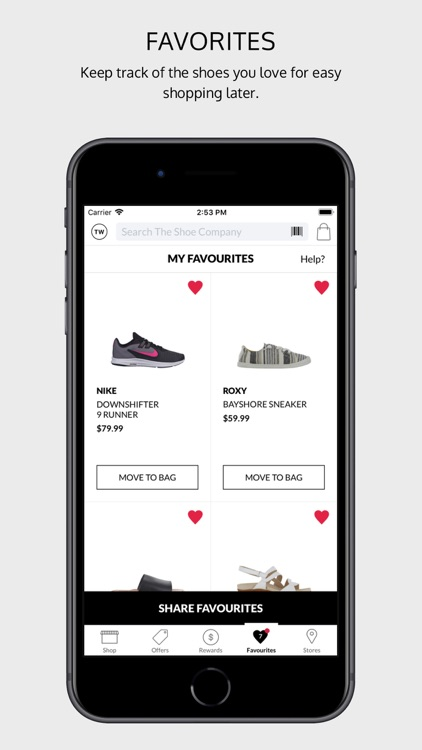 The Shoe Company screenshot-5
