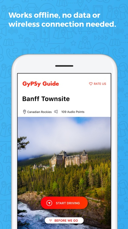 Banff Townsite GyPSy Guide
